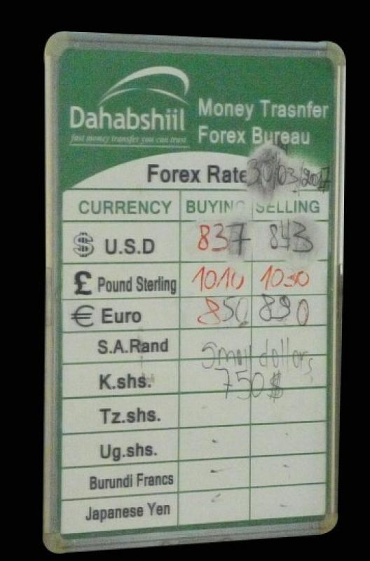 Dahabshiil forex bureau uganda