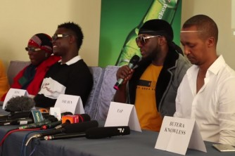 The Ben yavuze ku mubano we na Zari || East African Party 12th edition press conference