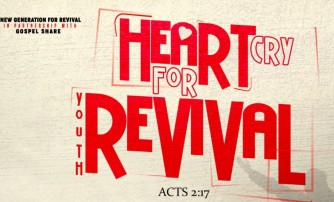 New Generation Revival na Gospel Share bateguye igiterane bise 'Heart Cry For Youth Revival'