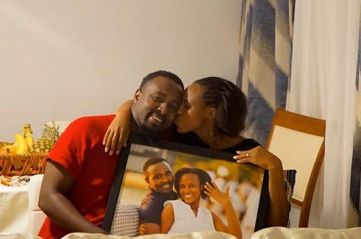 Amafoto agaragaza Liliane warushinze na Alpha Rwir - Inyarwanda.com
