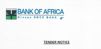 Tender Notice: Bank of Africa PLC's Digital Communication Agency