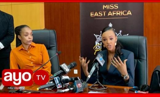 Tanzania: Miss Mutesi Jolly uri gutegura Miss East - Inyarwanda.com