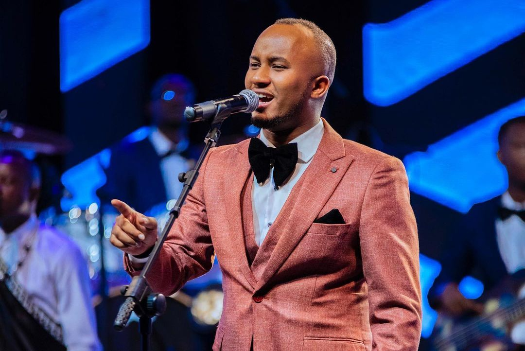Iwacu Muzika Festival season 3: Cyusa Ibrahim yagarutse ku buzima yanyuzemo bwamuhaye umurongo w'umuziki-Video